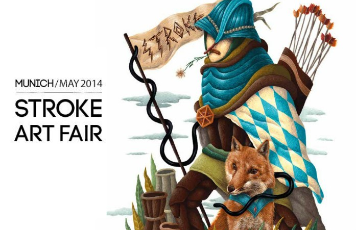 STROKE Art Fair Munich | 30.04. – 04.05.2014