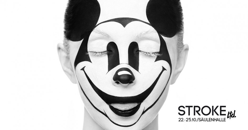 STROKE ltd. Art Fair| 22.10.-25.10.2015 | Säulenhalle, Munich